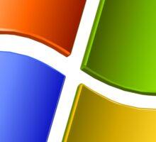 Microsoft Windows Merchandise Sticker