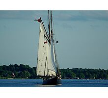 A Clipper In The Winds Photographic Print