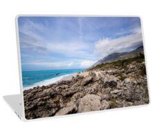 Wild Beach - Travel Photography Laptop Skin