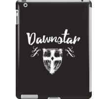Skyrim 'Dawnstar' iPad Case/Skin