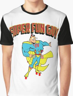 Super Fun Guy Graphic T-Shirt
