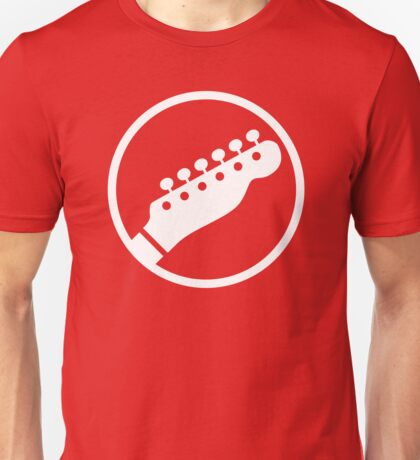 Headstock Rock - Rhythm Unisex T-Shirt