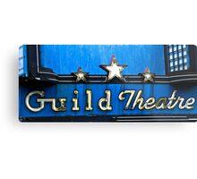 guild theatre Metal Print