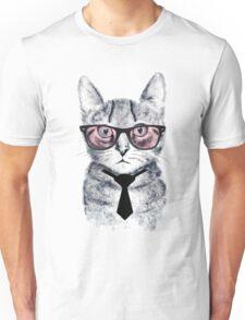 Panka's Smart Cat Unisex T-Shirt