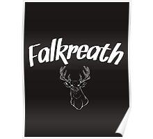 Skyrim 'Falkreath' Poster