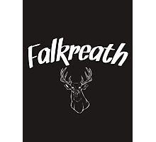 Skyrim 'Falkreath' Photographic Print