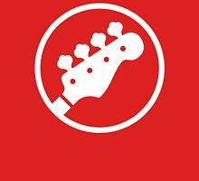 Headstock Rock - Bass Unisex T-Shirt