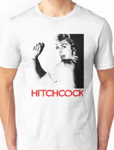 ALFRED HITCHCOCK - JANET LEIGH Unisex T-Shirt
