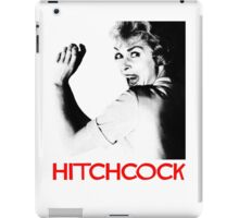 ALFRED HITCHCOCK - JANET LEIGH iPad Case/Skin