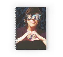 kellins fam Spiral Notebook