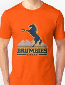 brumbies club rugby T-Shirt