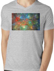 Sea Galaxies Mens V-Neck T-Shirt