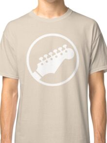 Headstock Rock - Lead Guitar Classic T-Shirt