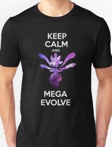 Keep Calm and MegaEvolve! MEDICHAM! T-Shirt