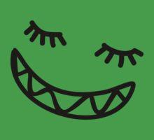 Smiling Doodle Kids Tee