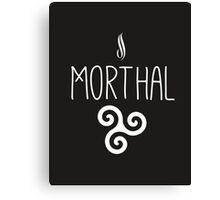 Skyrim 'Morthal' Canvas Print