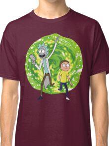 Wubba-Lubba-Dub-Dub! Classic T-Shirt