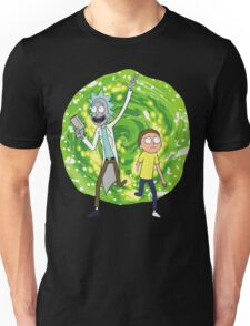 Wubba-Lubba-Dub-Dub! Unisex T-Shirt