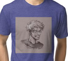 Foxes: Andrew Minyard Tri-blend T-Shirt