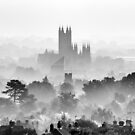 The City of Canterbury by Ian Hufton