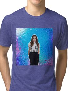 Alycia Debnam Carey  Tri-blend T-Shirt