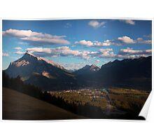 Banff - Canada Poster