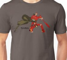 FLCL Kanchi pixel Unisex T-Shirt
