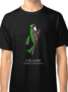 Goby Fish Anatomy Classic T-Shirt