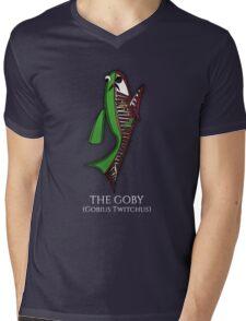 Goby Fish Anatomy Mens V-Neck T-Shirt