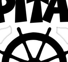 Il Capitano Wheel Sticker