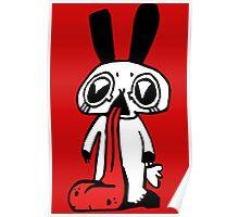Tongue Rabbit! Poster