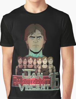 Jan Quadrant Vincent 16 Graphic T-Shirt