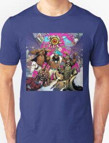 FlatBush Zombies - 3001: A laced odyssey Unisex T-Shirt
