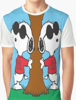 Snoopy Joe Cool Graphic T-Shirt