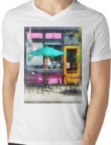 Bristol RI - Homemade Ice Cream  Mens V-Neck T-Shirt