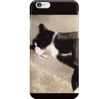 Kitty Yoga iPhone Case/Skin