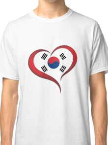 Heart Korea Classic T-Shirt