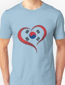 Heart Korea Unisex T-Shirt