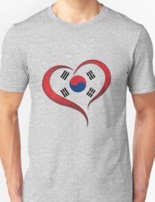 Heart Korea Unisex T-Shirt
