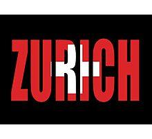 Zurich. Photographic Print