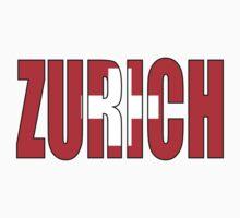 Zurich. Kids Tee