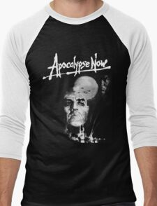 APOCALYPSE NOW - MARLON BRANDO Men's Baseball ¾ T-Shirt