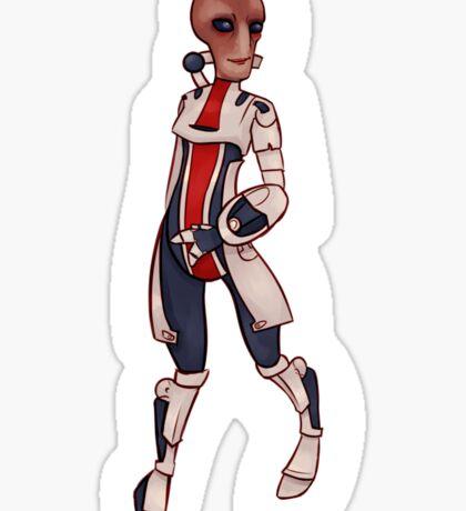 Mordin- Mass Effect Sticker