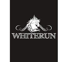 Skyrim 'Whiterun' Photographic Print