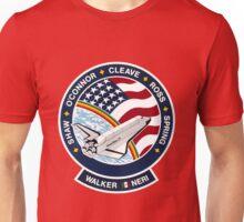 Space Shuttle Atlantis (STS-61-B) Unisex T-Shirt