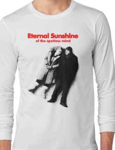ETERNAL SUNSHINE OF THE SPOTLESS MIND - MICHEL GONDRY Long Sleeve T-Shirt