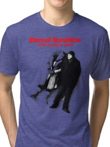 ETERNAL SUNSHINE OF THE SPOTLESS MIND - MICHEL GONDRY Tri-blend T-Shirt