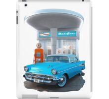 1957 Chevrolet Bel Air Day iPad Case/Skin