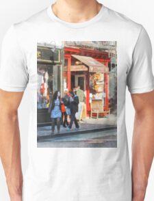 Manhattan NY - Greenwich Village Bakery Unisex T-Shirt