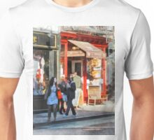 Manhattan NY - Greenwich Village Bakery Unisex T-Shirt